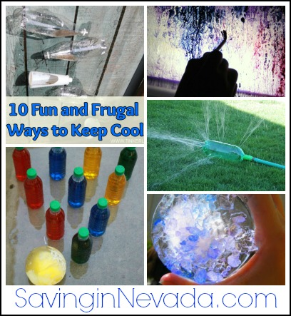 10 Fun and Frugal Ways to Keep Cool
