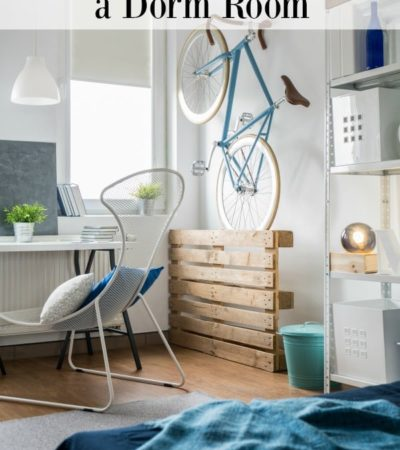 Easy ways to decorate a dorm room