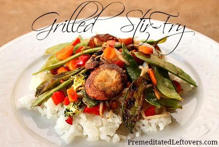 Grilled Stir-Fry Recipe