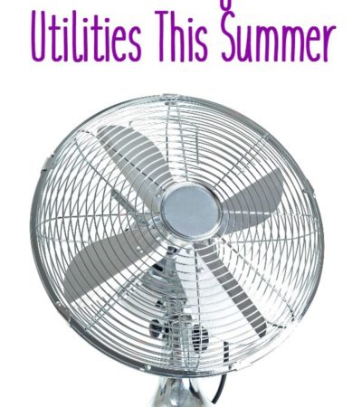 How to Save on Utilities in the Summer - Tips for saving energy and saving money on utilities by reducing your electric bill, water bill and gas bill.