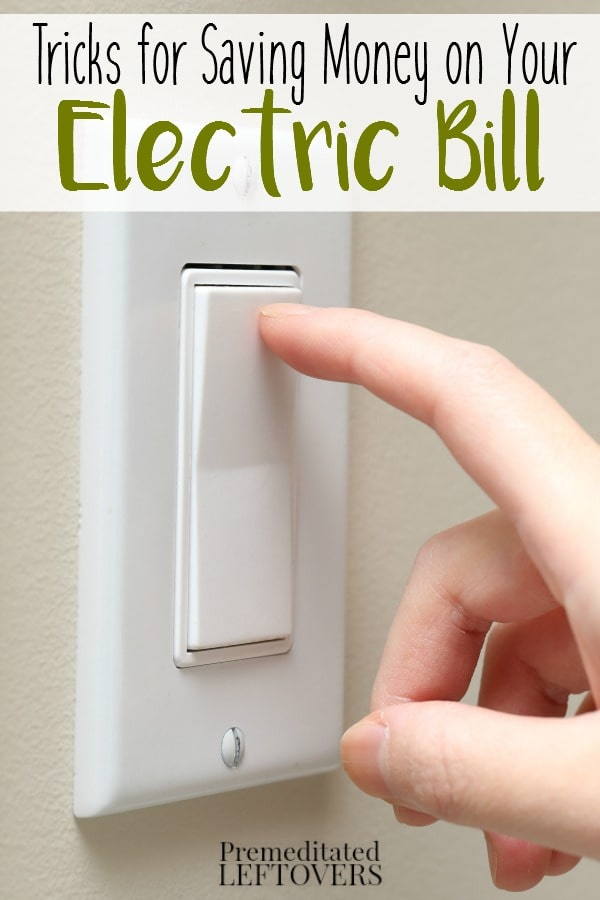 How to Save on Your Electric Bill- Are you looking for ways to reduce your electricity bill? Here are 10 ways to save money on your electric bill and save money on your utility bills.