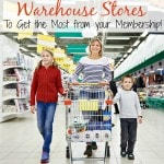 What to Buy at Warehouse Stores