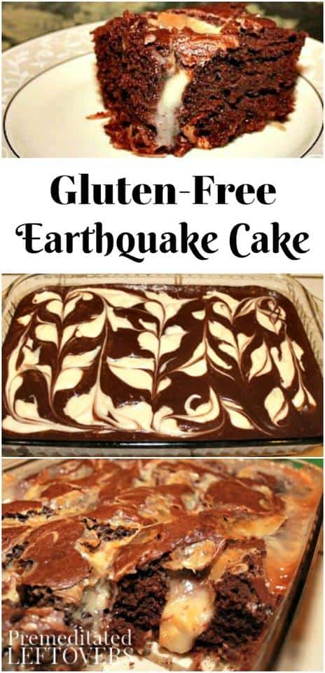 Gluten free cake mix from scratch