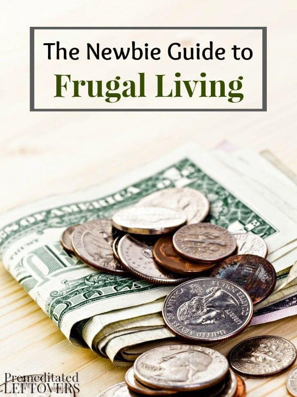 The Newbie Guide to Frugal Living- This guide provides helpful tips and resources for anyone who is ready to begin living a more frugal life.