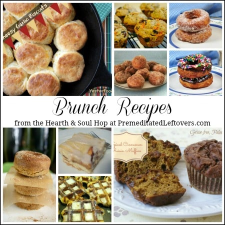 Brunch Recipes from the Hearth and Soul Hop
