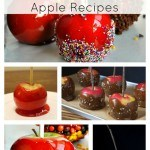 Caramel and Candied Apple Recipes