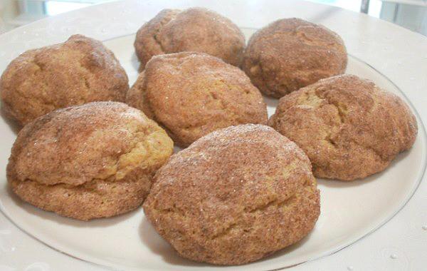 Gluten-Free Pumpkin Snickerdoodle Recipe