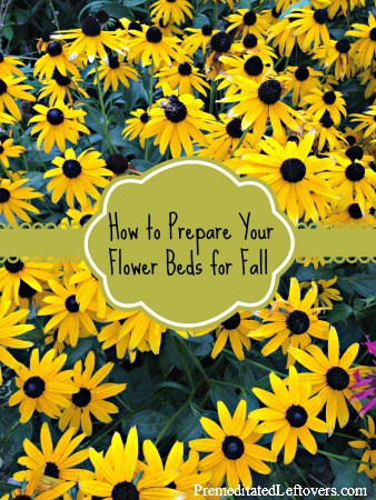 How to prepare your flower beds in the fall for next spring mightylinksfo