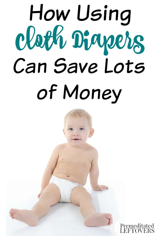 Tips for saving money using cloth diapers and how to use cloth diapers on a budget - where to find deals on cloth diapers.