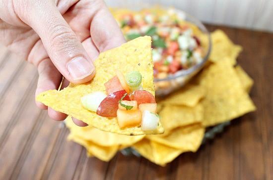 Mojito Melon Salsa Savemart #FreshFinds #Shop
