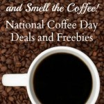 National Coffee Day 2014 - Where to Find a Free Coffee!