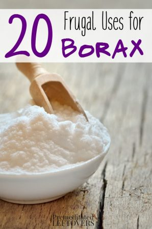 20 Frugal Uses for Borax