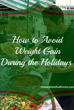 How to Avoid Weight Gain at the Holidays