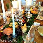 Creating an Elegant Thanksgiving Tablescape