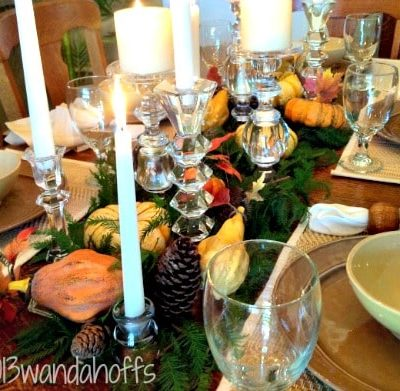 How to Create a Thanksgiving Centerpiece