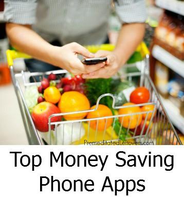 Top Money Saving Phone Apps