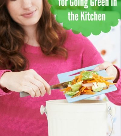 Eco-Friendly Tips for Going Green in the Kitchen- Change how you cook, clean, and live by using these eco-friendly tips in your kitchen.