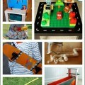 10 DIY Christmas Gift Ideas for Boys- These homemade gift tutorials will give you plenty of great ideas when it comes to the boys on your Christmas list.