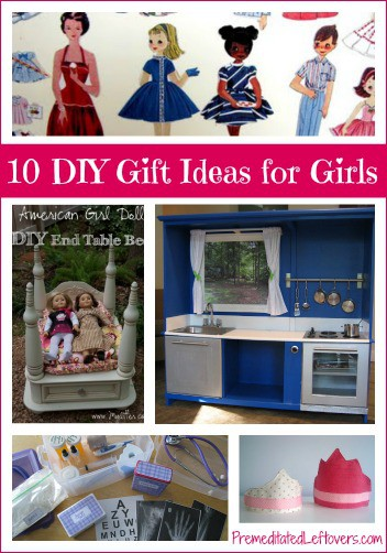 10 Diy Christmas Gift Ideas For Girls