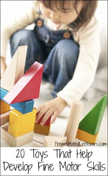 toy how to develop children