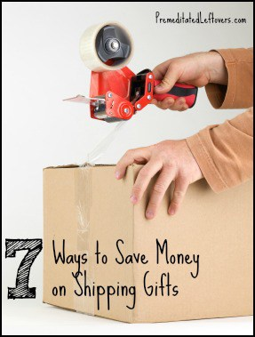 7 Ways to Save on Shipping Christmas Gifts