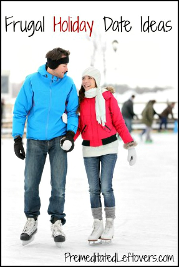 Frugal Holiday Date Ideas- Enjoy these inexpensive dates with your significant other this holiday season. They are an affordable way to spend time together.