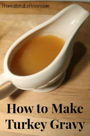 How to make Turkey Gravy - Save Mart #FreshFinds #Shop