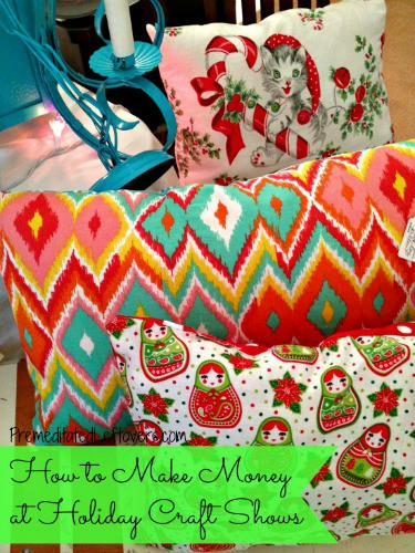 How to make money at holiday craft shows for How to sell at craft fairs