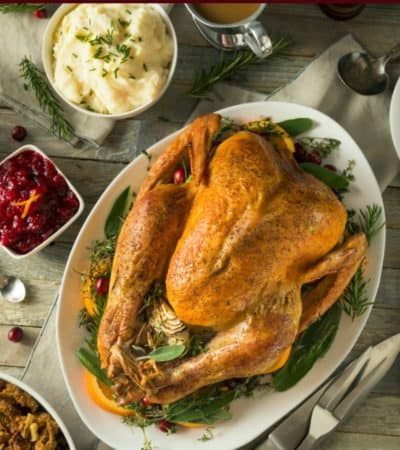 Organization and Planning Tips for a Stress-Free Thanksgiving Dinner.