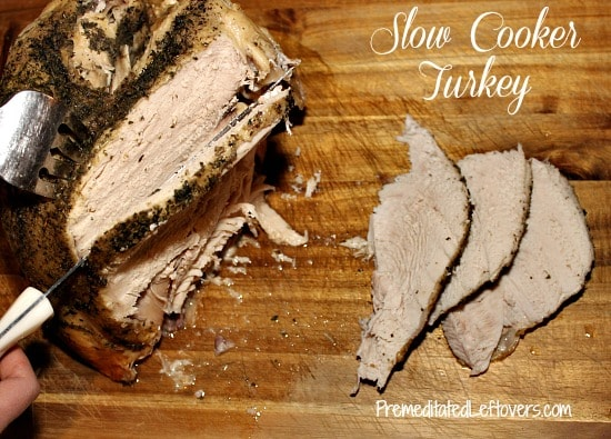 How to Cook a Turkey in a Slow Cooker