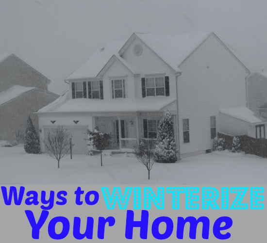 5 Frugal Ways to Winterize Your Home - Tips for winterizing your home that will help you save money on heating costs and lower your utility bills.