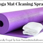 How to Make Your Own Yoga Mat Cleaning Spray