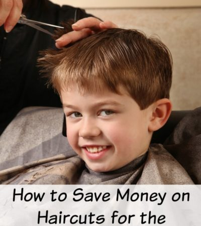 How To Save Money on Haircuts for the whole family. Tips and ideas for how to save money on haircuts for kids, women and men.
