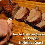 Frugal Holiday Roast Beef Recipe
