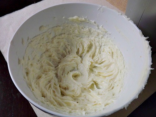 Making a natural whipped baby bottom balm
