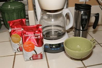 how to save money on coffee habit