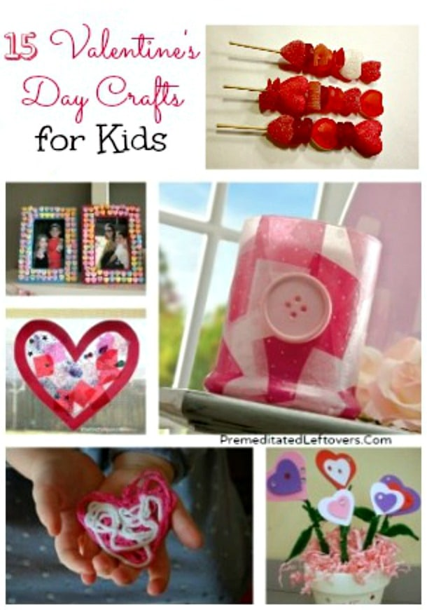 valentines day crafts for kids 15 s day crafts for 7308