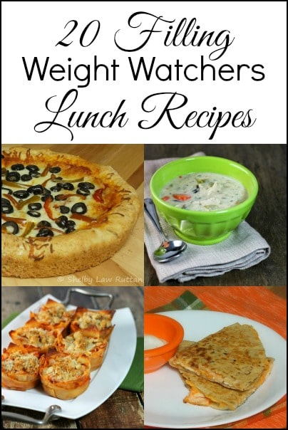 lunch recipes: