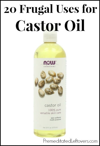 Natural Hair Uses For Castor Oil