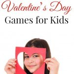 5 Valentine's Day Games for Kids