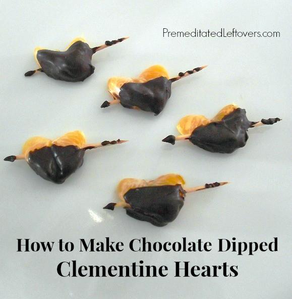 how to make chocolate hearts recipe