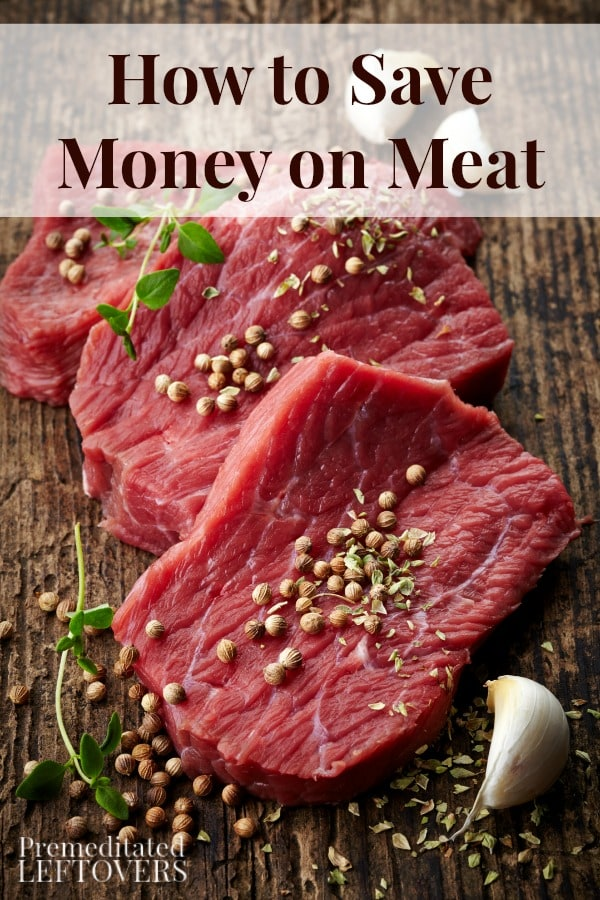 How to Save Money on Meat - Here are some tips for saving money on meat, including where to find sales on meat and where to find coupons for meat products.