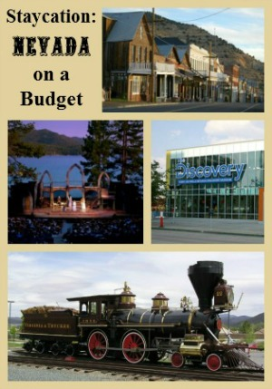 Staycation - Northern Nevada on a Budget