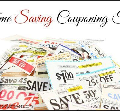 Time Saving Couponing Tips