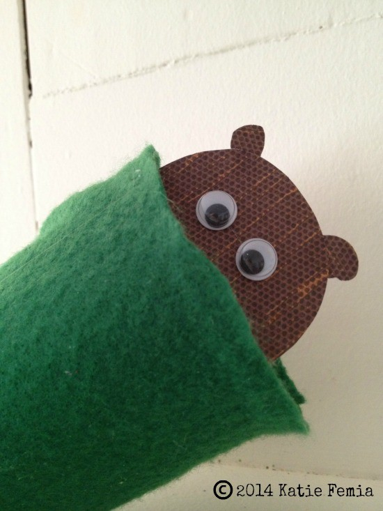 Groundhog's Day Craft for Kids