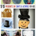 15 President's Day Crafts and Activities For Kids