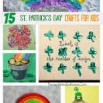 15 St. Patric's Day Crafts For Kids