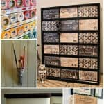 6 Storage Ideas Using Repurposed Items