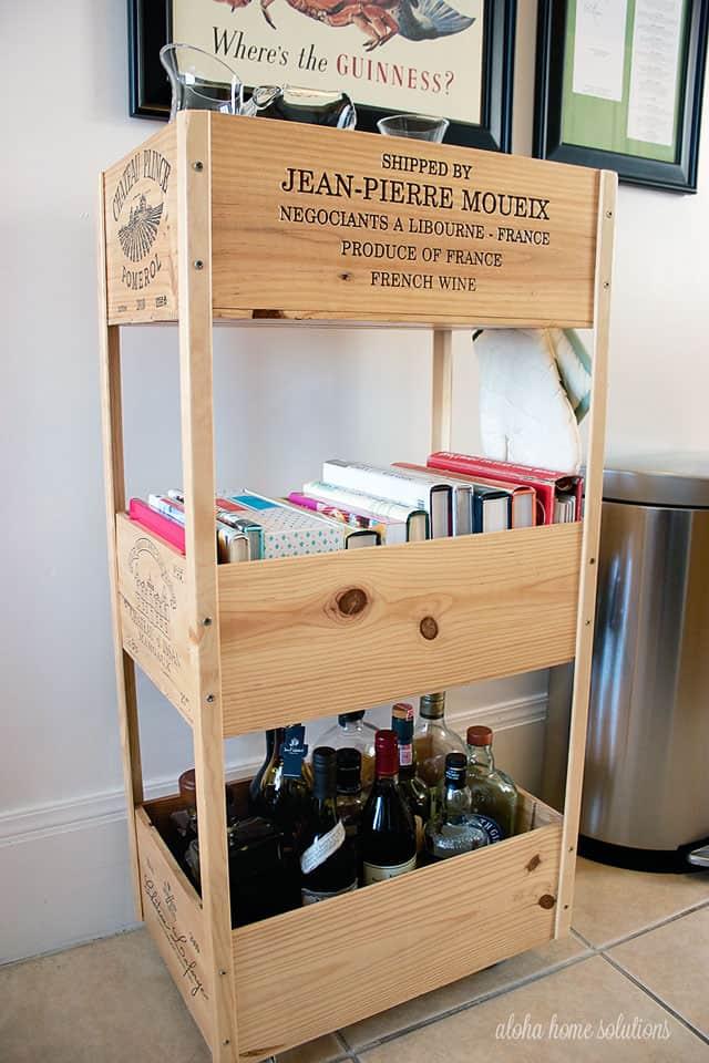 Storage Ideas Using Repurposed Items Frugal Organization