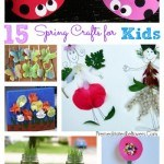 15 Spring Crafts For Kids